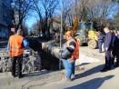"""Ремонтът на бул. """"Приморски"""" приключва през април"""