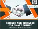 """Бизнес конференция """"Наука и бизнес за интелигентно бъдеще 2018"""" ще се проведе във ВСУ"""