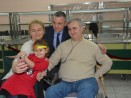 "Кметът Иван Портних поздрави хора с увреждания от дружество ""Бриз"""
