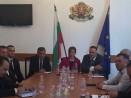 Кметът Иван Портних участва в срещи с туристическия бранш