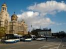 Интегриран градски транспорт на Варна