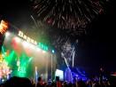 Варна посрещна Новата 2019 г. на площада