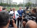 Премиерът Бойко Борисов посети нови обекти във Варна