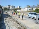 Изграждат нови паркинги в Приморски, започна ремонт на бул. Св. Елена във Владиславово