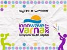 """Събития за месец април """"Варна – Европейска младежка столица 2017"""""""