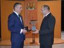 Кметът Иван Портних запозна президента Румен Радев с приоритетите на Варна
