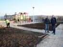 Изграждат крайезерен парк в село Казашко