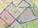 """Започва прием на документи за 3 подзони на """"синя зона - широк център"""""""