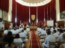 Кметът награди военнослужещи по повод празника на ВМС