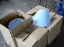 Раздадоха първите 600 предпазни шлема