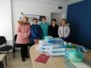 Всеки за всички: Учители даряват на лекари във Варна