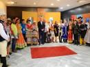 Кметът Иван Портних се срещна с участници в Международния фолклорен фестивал