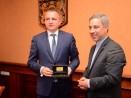 Кметът се срещна с временно управляващия посолството на Иран