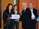 """Студентка от Техническия университет спечели наградата за лого """"Варна – Европейски град на спорта 2019 г."""""""