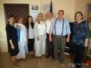 Делегация от Международната организация за правата на хората с увреждания посети Община Варна