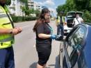 Кампания Без дрога на пътя се проведе във Варна