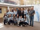 Наградиха ученици шампиони за Деня на спорта