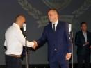 Кметът Иван Портних уважи празника на Спартак