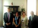Консулът на Швейцария бе на работно посещение във Варна