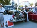 Додж Челинджър спечели наградата на публиката в конкурса за ретро автомобили