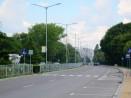 Почистват пешеходната маркировка във Варна