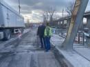 Започна ремонт на стария метален клапов мост