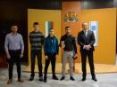 Кметът Иван Портних награди отличени спортисти