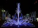 Нова коледна украса за празниците във Варна