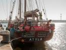 """Първите ветроходи от """"Тол шипс"""" пристигнаха във Варна"""