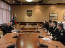 Зам.-кметът Пейчо Пейчев се срещна с представители на ВМС на САЩ