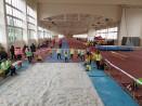 Над 60 деца участваха в състезанието по лека атлетика за 1-2 клас