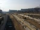 """Засаждат дървета и храсти край новото трасе на бул. """"Левски"""""""