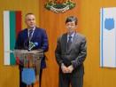 Кметът Иван Портних се срещна с посланика на Казахстан