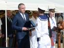 """Курсанти от ВВМУ """"Н. Вапцаров"""" получиха първо офицерско звание"""