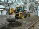 Ремонтът на ул. Георги Бенковски във Варна продължава
