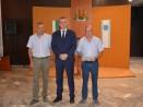 Дарител получи грамота от кмета Иван Портних