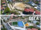 """Завършва изграждането на новия спортен комплекс в кв. """"Виница"""""""