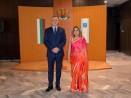 Кметът Иван Портних проведе среща с посланика на Индия у нас