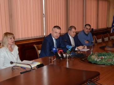 Кметът Иван Портних: Бюджет 2020 гарантира устойчиво развитие на Варна