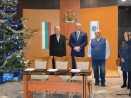 Кметът Иван Портних подписа нови КТД-та в сферите здравеопазване и социални дейности