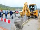 Започна ремонт на три големи улици във Варна
