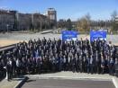 Кметът Иван Портних взе участие в среща с Жозеф Дол