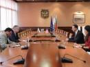 Кметът Иван Портних се срещна със зам.-посланика на САЩ у нас