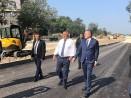 Премиерът Бойко Борисов и кметът Иван Портних провериха инфраструктурни обекти във Варна