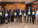 Връчиха годишните награди на изявени студенти в навечерието на 8-ми декември