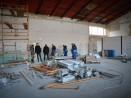 """Започна ремонт на залата за борба в СК """"Простор"""""""