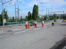 Движението по Аспаруховия мост ще се осъществява двупосочно в платното за Варна