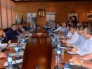 Кметът Иван Портних се срещна с представители на Строителната камара