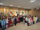 """Децата от ДГ """"Слънчева дъга""""  - с концерт за 3-ти март"""