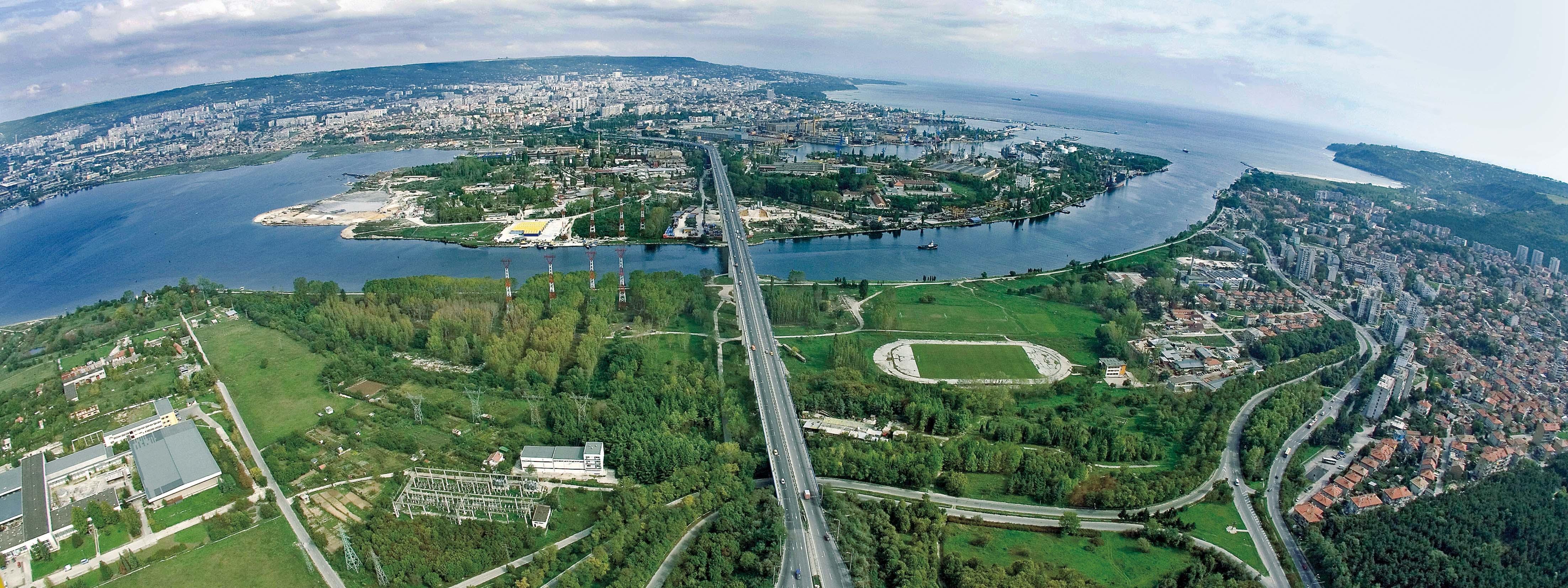 Remontirat Bulevardite I Parka V Kv Asparuhovo Novini